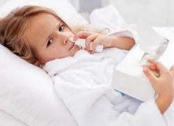 Зеленые сопли у ребенка лечение
