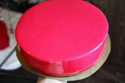 разноцветная глазурь для украшения торта рецепт