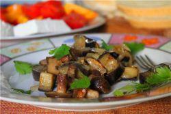 Баклажаны как грибы рецепт