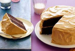 Масляный со сгущенкой крем для украшения торта рецепт пошагово