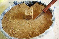 арахисовая халва рецепт