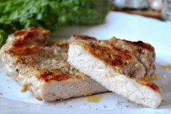 эскалоп из свинины на сковороде рецепт