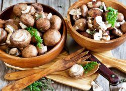 Как варить грибы?