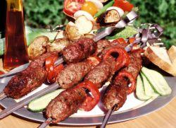 рецепт люля кебаб на мангале