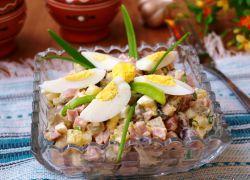 простой и вкусный салат дешевый рецепт