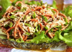 приготовить салат быстро и вкусно и недорого