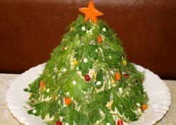 салаты рецепты с фото на праздничный стол недорогие