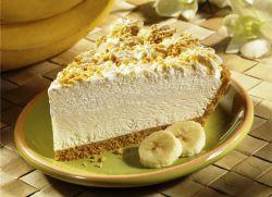 творожно банановый десерт в духовке