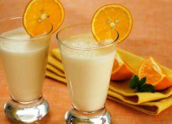 молочный коктейль дома
