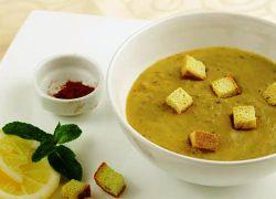 суп пюре из чечевицы рецепт