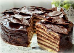 Шоколадная глазурь из молочного шоколада
