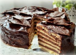 Рецепт шоколадной глазури из шоколада