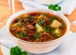 суп с говядиной и картошкой рецепт