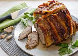 рецепты из говядины в духовке