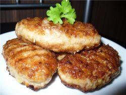 Вкусные  мясные котлеты - рецепт