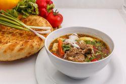 вкусный суп из говядины