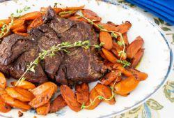 Как вкусно приготовить говядину в духовке