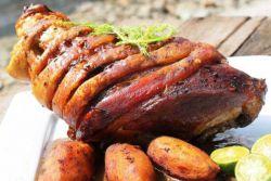 рулька свиная рецепт в духовке