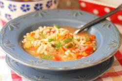 Рыбный суп – рецепт
