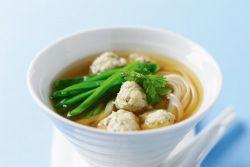 Суп с рыбными фрикадельками – рецепт