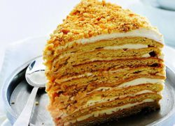Торт на паровой бане рецепт с фото