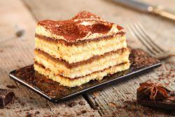 Вкусный торт на сметане