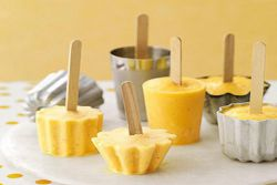 замороженный йогурт с бананом рецепт