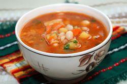 фасолевый суп рецепт классический без мяса