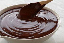 Шоколадный крем для покрытия торта