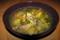 суп калья