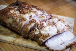 корейка свиная в луковой шелухе рецепт