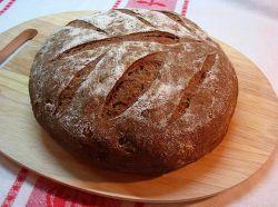 как испечь дома ржаной хлеб в духовке