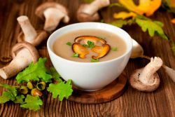 как сварить суп из сушеных грибов