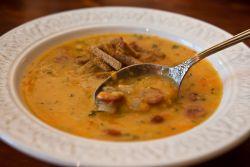 Как быстро сварить горох для супа