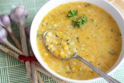 Как быстро сварить гороховый суп без замачивания