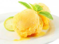 Как сделать домашнее мороженое апельсиновый сорбет