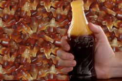 Как сделать желейную кока-колу рецепт
