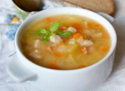 как сварить вкусный суп из курицы