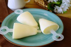 рецепт домашнего мороженого на молоке без мороженицы