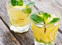 Лимонад домашний рецепт с мятой