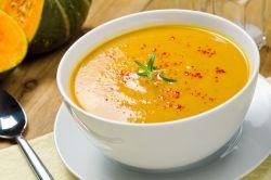 суп пюре с кукурузной крупой