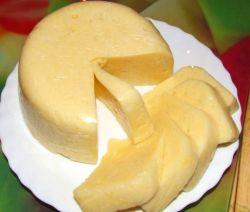 сыр из кефира