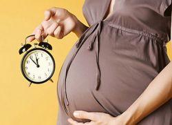 Тянет спину на 39 неделе беременности
