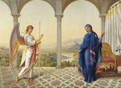 Что означает праздник Благовещение