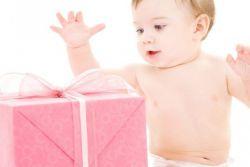 Что подарить ребенку на полгода