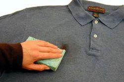 Как отстирать мазут с куртки1
