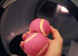 Теннисные мячики для стирки пуховика