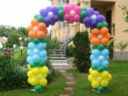 Каркас для арка для шаров своими руками фото 112