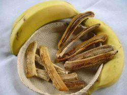 Бананы сушеные рецепт