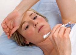 Базальная температура при замершей беременности